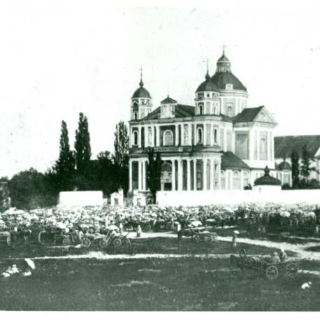 Kiermasz pod św. Piotrem w Wilnie