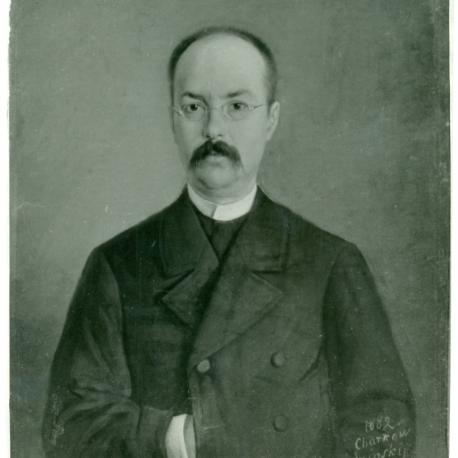 Portret Czesława Morawskiego