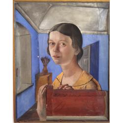 Portret Heleny Dobrowolskiej