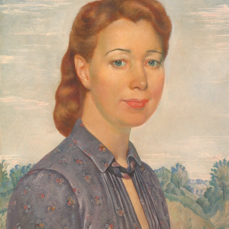 Portret Jadwigi Grobieckiej