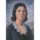Portret kobiety (Jadwiga Kontkiewiczowa)
