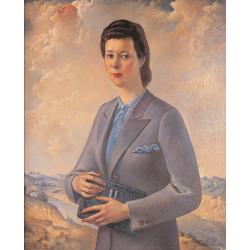 Portret Lucyny Grobickiej