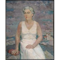 Portret Teresy Kosowskiej