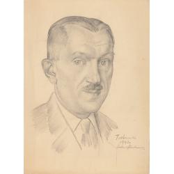 Portret Jana Brzozowskiego