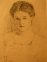 Portret koiety