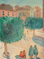 Ulica w Syrakuzie