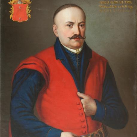 Portret Tadeusza Bohdanowicza
