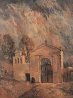 Brama cmentarza Bernardynów