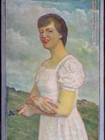 Portret Zofii Grużewskiej